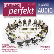 Cover-Bild zu Kuhrt, Henriette: Deutsch lernen Audio - Diskutieren (Audio Download)