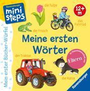 Cover-Bild zu Mein erster Bücher-Würfel: Meine ersten Wörter (Bücher-Set)