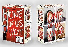 Cover-Bild zu McManus, Karen M.: Karen M. McManus 2-Book Box Set: One of Us Is Lying and One of Us Is Next