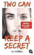 Cover-Bild zu McManus, Karen M.: Two can keep a secret