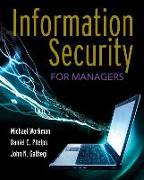 Cover-Bild zu Workman, Michael: Information Security for Managers