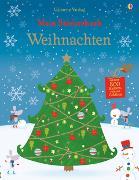 Cover-Bild zu Watt, Fiona: Mein Stickerbuch: Weihnachten