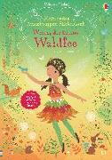 Cover-Bild zu Watt, Fiona: Mein erstes Anziehpuppen-Stickerbuch: Wenja, die kleine Waldfee