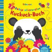 Cover-Bild zu Watt, Fiona: Babys allererstes Kuckuck-Buch