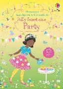 Cover-Bild zu Watt, Fiona: Mein erstes Anziehpuppen-Stickerbuch: Polly feiert eine Party