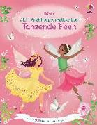 Cover-Bild zu Watt, Fiona: Mein Anziehpuppen-Stickerbuch: Tanzende Feen