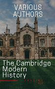 Cover-Bild zu The Cambridge Modern History (eBook) von Ward, Adolphus William