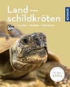 Cover-Bild zu Landschildkröten (eBook) von Rogner, Manfred