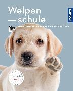 Cover-Bild zu Welpenschule (eBook) von Jones, Renate