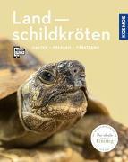 Cover-Bild zu Landschildkröten von Rogner, Manfred