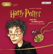 Cover-Bild zu Harry Potter und der Halbblutprinz von Rowling, J.K.