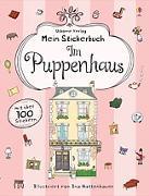 Cover-Bild zu Milbourne, Anna: Mein Stickerbuch: Im Puppenhaus
