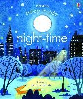 Cover-Bild zu Milbourne, Anna: Peep Inside: Night-Time