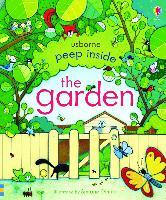 Cover-Bild zu Milbourne, Anna: Peep Inside: The Garden