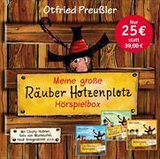 Cover-Bild zu Meine große Räuber Hotzenplotz-Hörspielbox von Preußler , Otfried