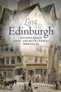 Cover-Bild zu Coghill, Hamish: Lost Edinburgh (eBook)