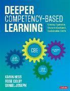 Cover-Bild zu Deeper Competency-Based Learning von Hess, Karin J.