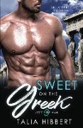Cover-Bild zu Sweet on the Greek von Hibbert, Talia