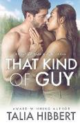 Cover-Bild zu That Kind of Guy von Hibbert, Talia