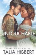 Cover-Bild zu Untouchable von Hibbert, Talia