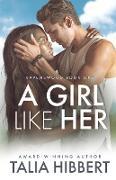 Cover-Bild zu A Girl Like Her von Hibbert, Talia