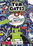 Cover-Bild zu Pichon, Liz: Tom Gates: Monster? Welches Monster?