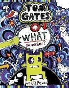 Cover-Bild zu Pichon, Liz: Tom Gates 15. What Monster