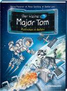 Cover-Bild zu Der kleine Major Tom. Band 12: Plutinchen in Gefahr von Flessner, Bernd