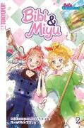 Cover-Bild zu Bibi & Miyu 02 von Natsume, Hirara