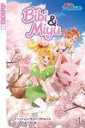 Cover-Bild zu Bibi & Miyu 01 von Natsume, Hirara