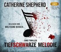 Cover-Bild zu Tiefschwarze Melodie von Shepherd, Catherine