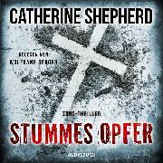 Cover-Bild zu Stummes Opfer (ungekürzt) (Audio Download) von Shepherd, Catherine