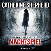 Cover-Bild zu Nachtspiel (Audio Download) von Shepherd, Catherine