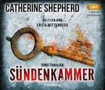Cover-Bild zu Sündenkammer von Shepherd, Catherine