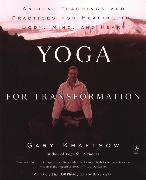 Cover-Bild zu Yoga for Transformation (eBook) von Kraftsow, Gary