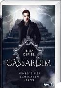 Cover-Bild zu Cassardim 2: Jenseits der Schwarzen Treppe von Dippel, Julia