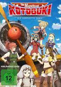 Cover-Bild zu The Magniicent Kotobuki Gesamtbox (Episode 1-12) von Tsutomu Mizushima (Reg.)