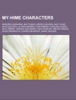 Cover-Bild zu My-HiME characters von Source: Wikipedia (Hrsg.)