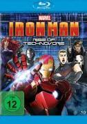 Cover-Bild zu Iron Man: Rise of Technovore von Keiji Fujiwara (Schausp.)