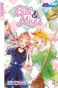 Cover-Bild zu Bibi & Miyu, Volume 2, Volume 2 von Vieweg, Olivia