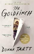 Cover-Bild zu The Goldfinch von Tartt, Donna