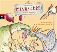 Cover-Bild zu Minus Drei macht Party von Krause, Ute