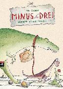Cover-Bild zu Minus Drei wünscht sich ein Haustier (eBook) von Krause, Ute