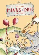 Cover-Bild zu Minus Drei macht Party (eBook) von Krause, Ute