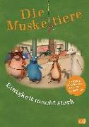 Cover-Bild zu Muskeltiere - Vorlesebuch zur Serie #1 von Stein, Maike