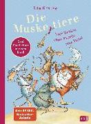 Cover-Bild zu Die Muskeltiere - Vier Helden ohne Furcht und Tadel von Krause, Ute