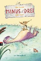 Cover-Bild zu Minus Drei geht baden von Krause, Ute