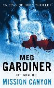 Cover-Bild zu Mission Canyon von Gardiner, Meg