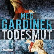 Cover-Bild zu Todesmut (Audio Download) von Gardiner, Meg