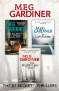 Cover-Bild zu Meg Gardiner 3-Book Thriller Collection (eBook) von Gardiner, Meg